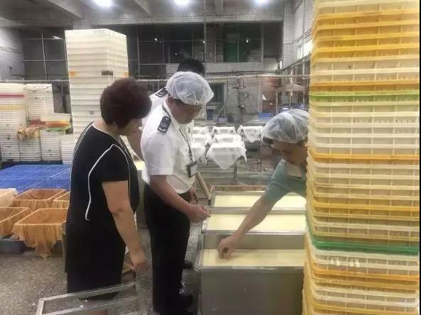 深圳2580包千叶豆腐被查扣,真相让人......