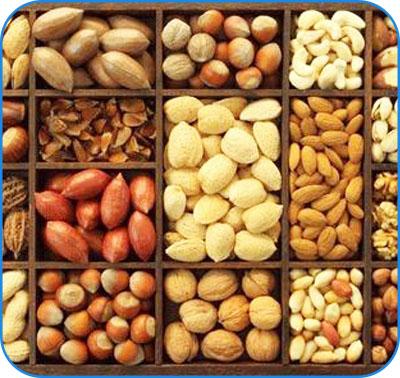 生干坚果与籽类食品检测