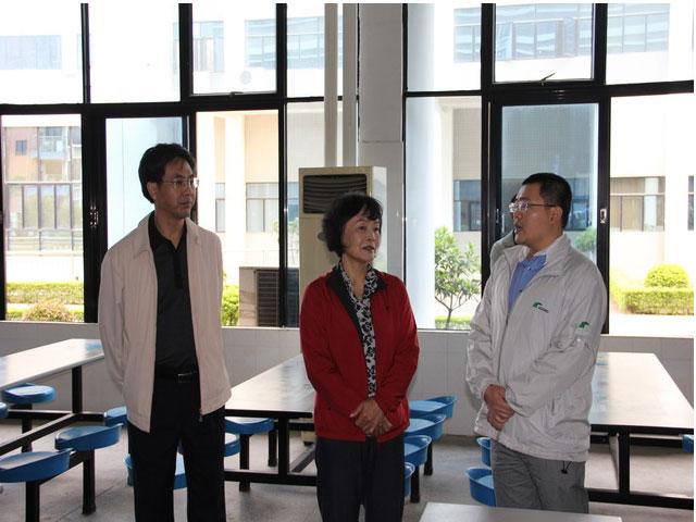 李小梅副市长率队赴塘厦镇调研 和谐劳动关系示范区创建工作