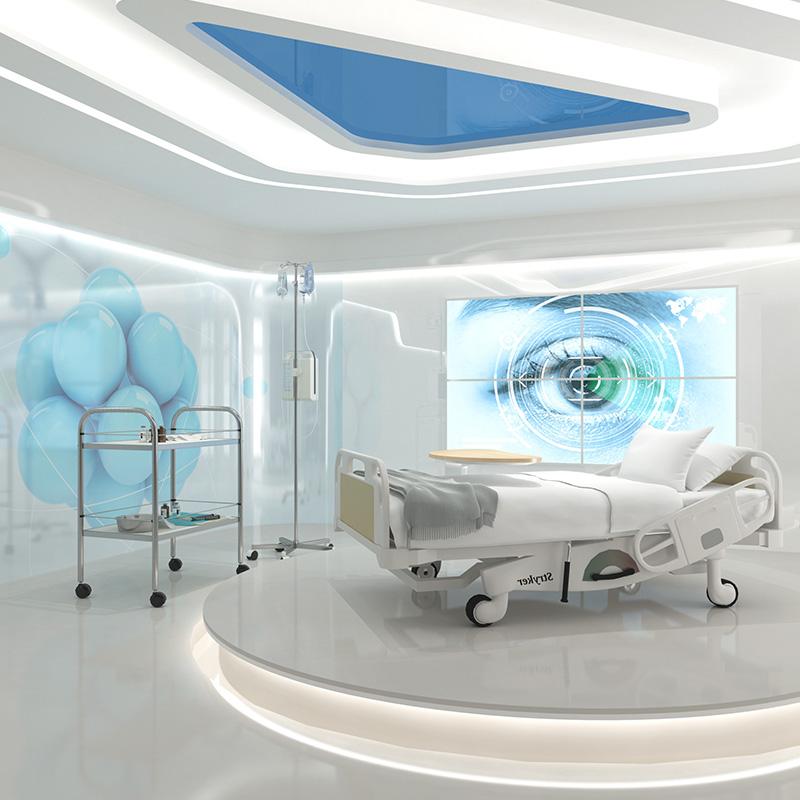 醫療設備領域