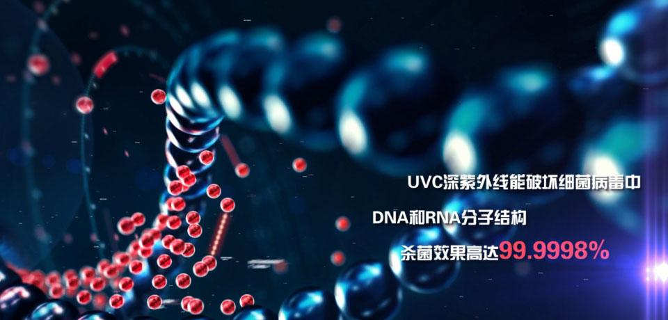 大功率、高光强!国冶星过流式水杀菌UVC-LED