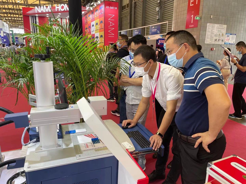 第二十一届 上海国际汽车内饰与外饰展览会国冶星与大族激光同台展现