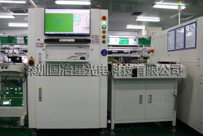 自动锡膏厚度检测仪SPI