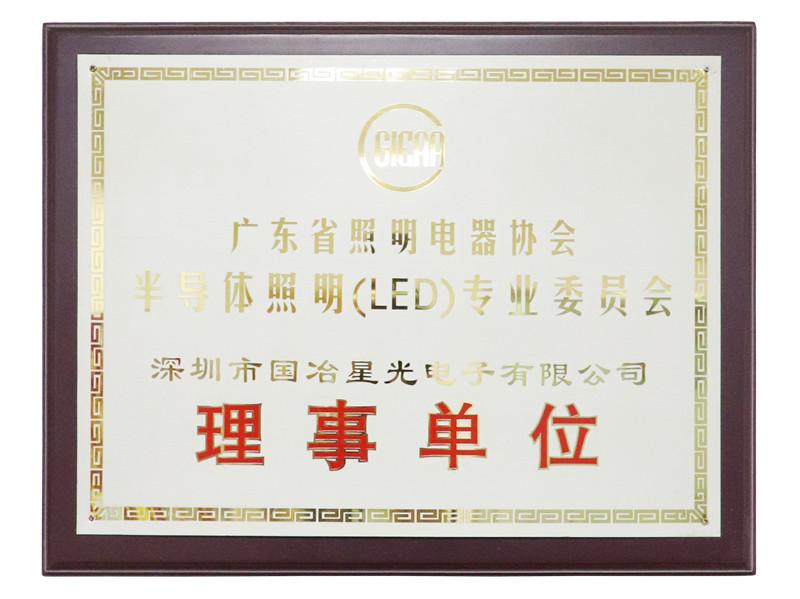 广东省照明电器协会-理事单位