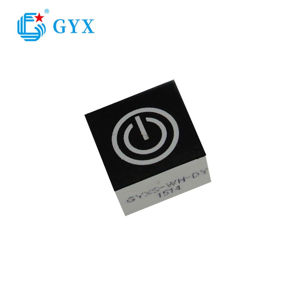 方形开关式LED数码管可PCBA加工定制里面控制板
