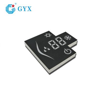 空调数码显示屏 制冷设备数码显示屏 深圳LED数码彩屏生产工厂