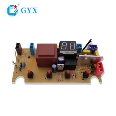 双八显示带LED数码管PCBA加工大小家电控制板