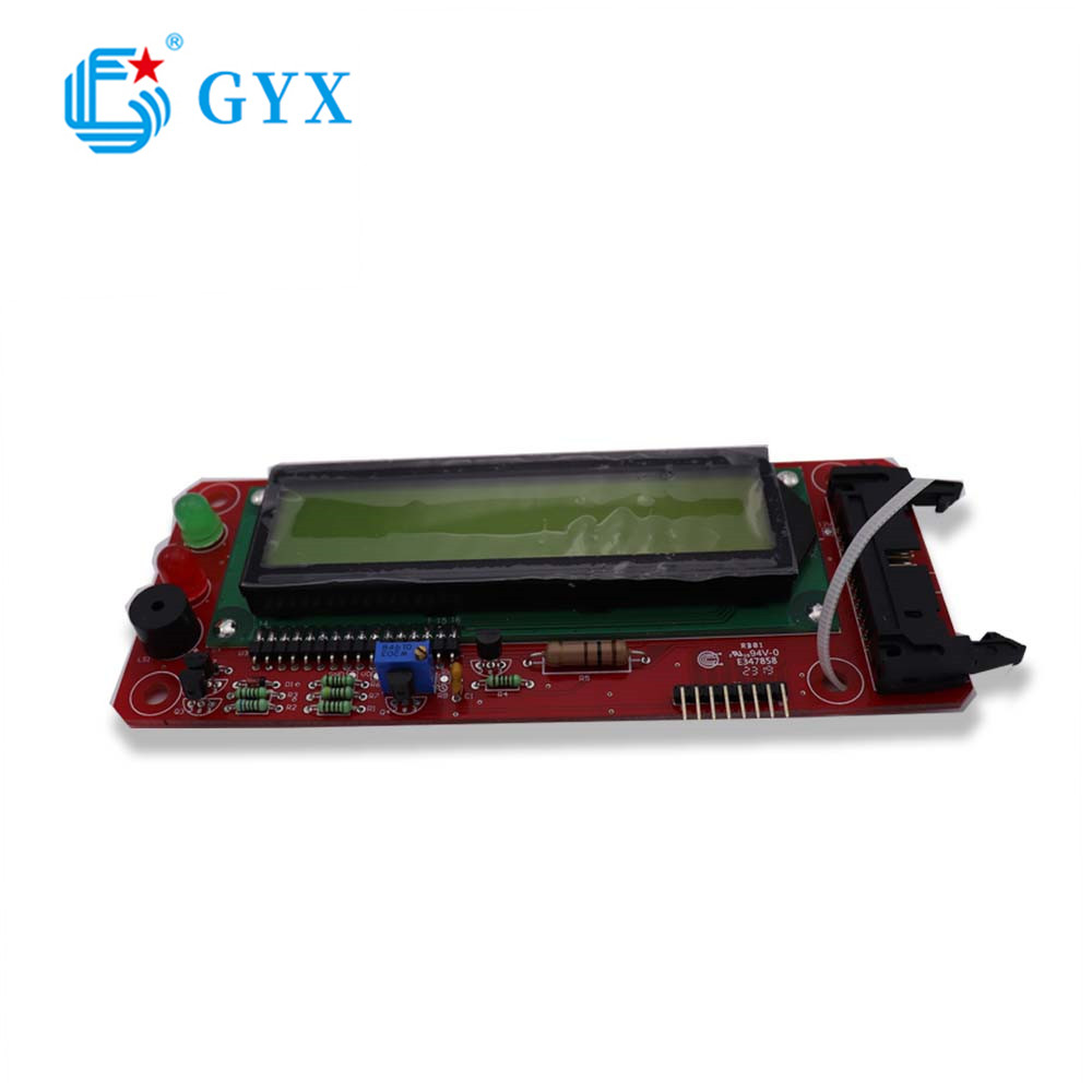 制冷设备配件带数码管显示控制的PCBA板