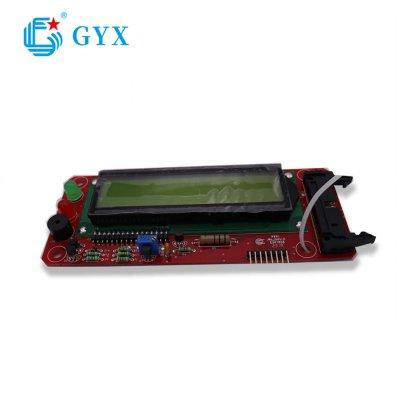 制冷設備配件帶數碼管顯示控制的pcba板