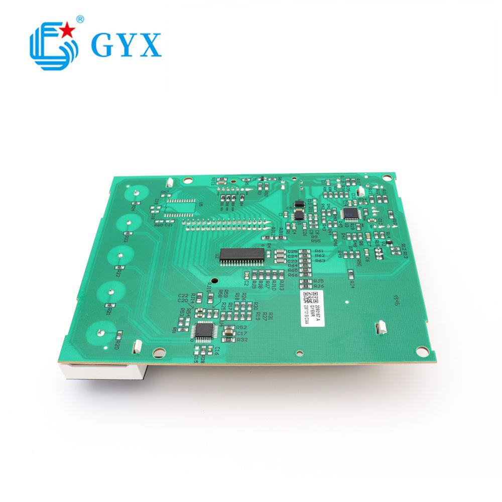 空調用PCBA加工雙8位LED數碼管大小家電控制板帶顯示