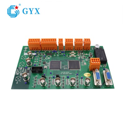 PCBA來料來樣加工定制,可帶LED數碼管大小家電控制板
