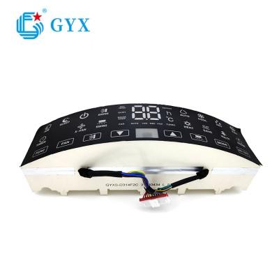 空調溫度LED四位白色顯示數碼管