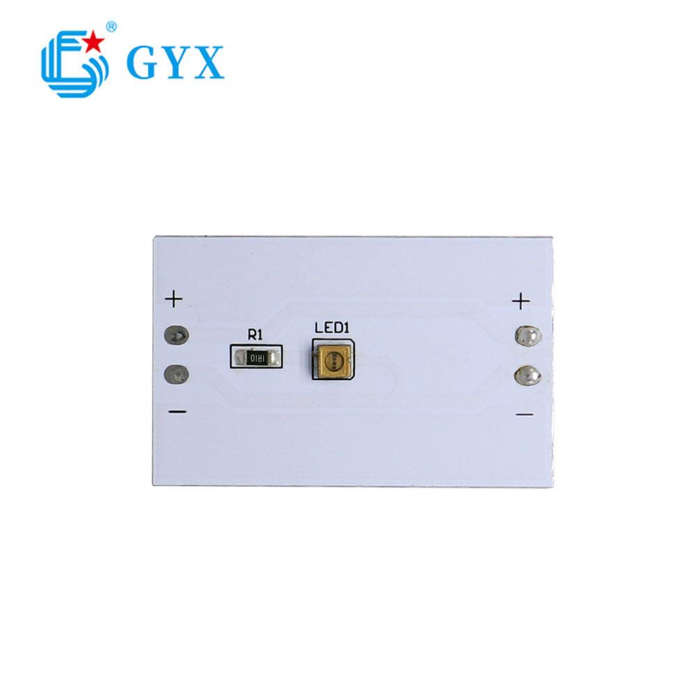 UVC紫外线灯珠消毒方案控制板生产加工,SMT贴片加工,PCBA贴装加工