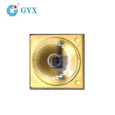 3535 8~20mW 中功率球面单芯 UVC led  深紫外杀菌消毒灯珠