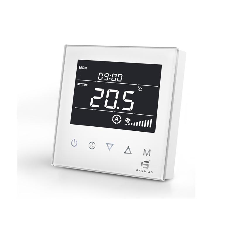 风盘温控器