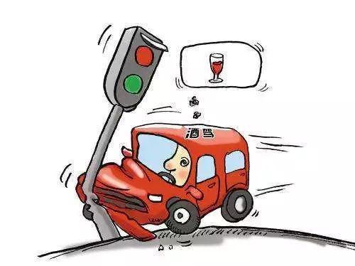 新交规关于酒驾规定:酒后挪车躺车内休息都算酒驾