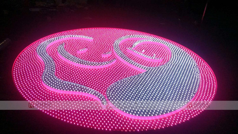 LED冲孔(外露)发光字