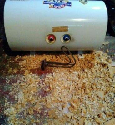 热水器清洗消毒
