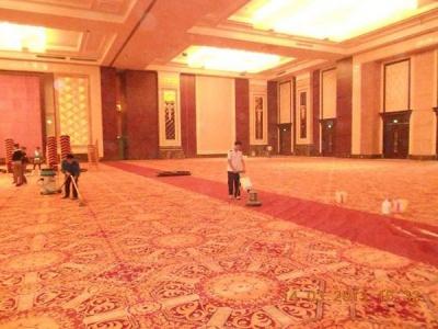 地毯清洗服务