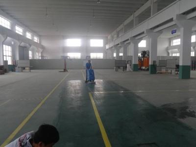 厂房保洁服务