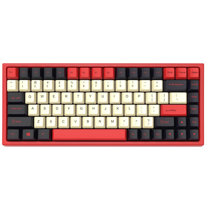 84赤焰红