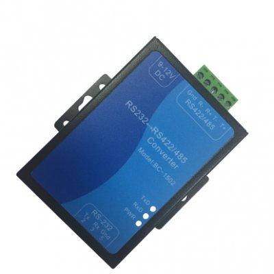 光电隔离壁挂式232/422/485转换器BC-1502