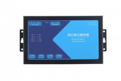 4口串口服务器BC-1014