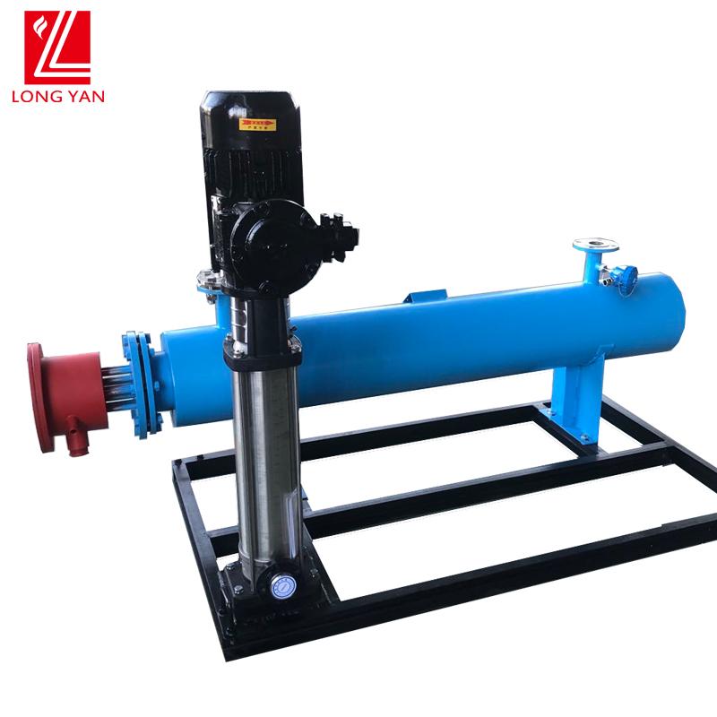 鹽城管道加熱器,加熱水,循環加熱器,配套循環泵,整套發貨,安裝簡單