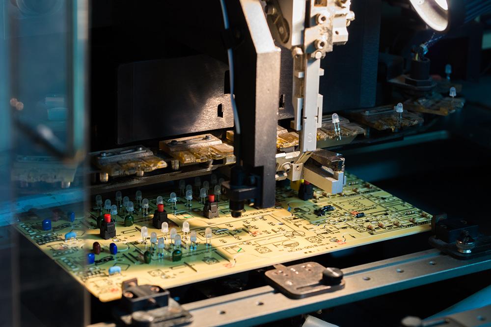 全自動生產線7(立式機插)