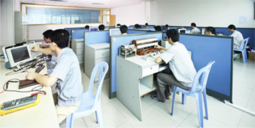 技術開發團隊