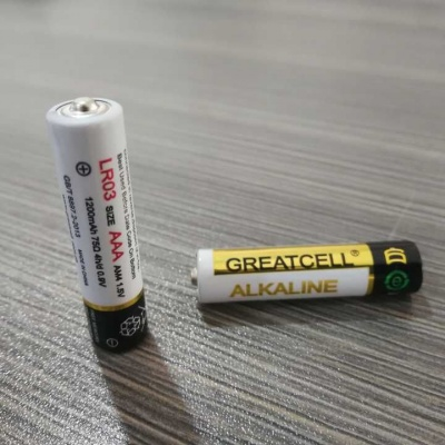 1.5V堿性電池