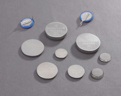 3V扣式鋰錳電池