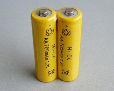 1.2V可充鎳鎘電池