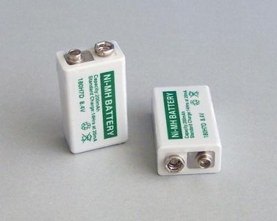 NI-MH 9V可充電電池