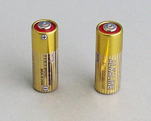 12V23A層疊式電池