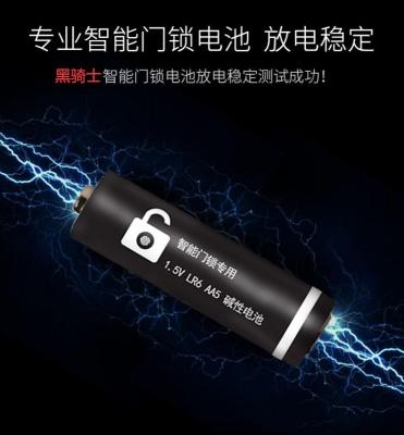 智能門鎖專用電池