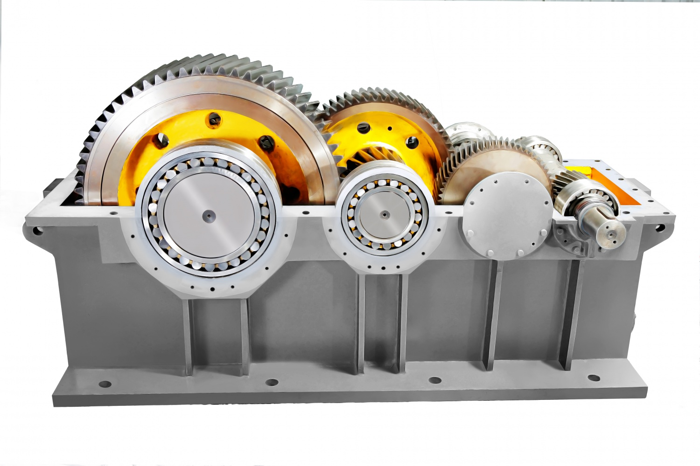 ZSY系列圓柱齒輪減速器