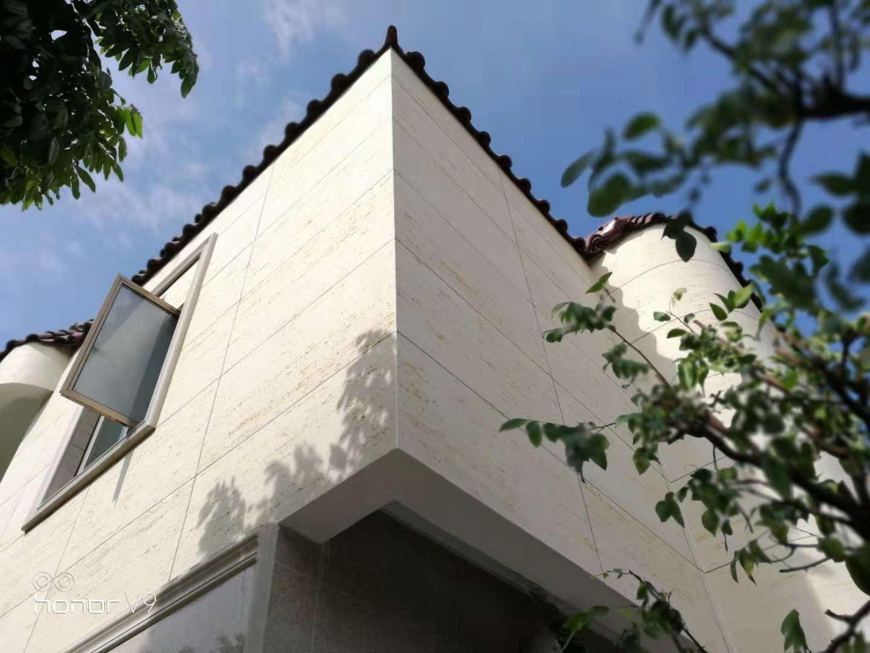 軟瓷在建筑行業的前景