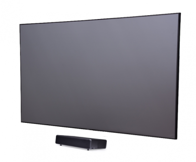 100-inch anti-optic TV DINON Dino laser TV