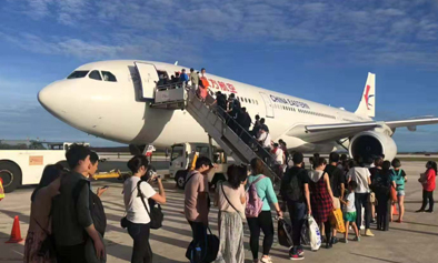 In 2020, the number of passenger trips carried by China's civil aviation will reach 420 million. The total number of passenger trips carried by the three major airlines will exceed 240 million