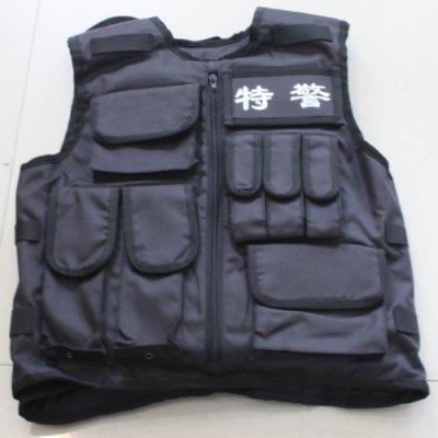 战术防弹背衣