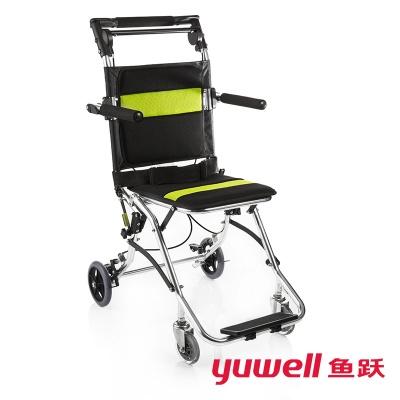 魚躍便攜式輪椅2000