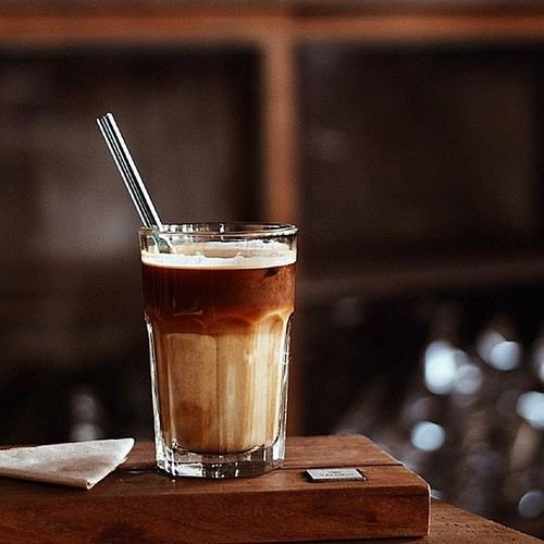 熱愛40℃的夏天,滴滴沁爽的冰咖啡
