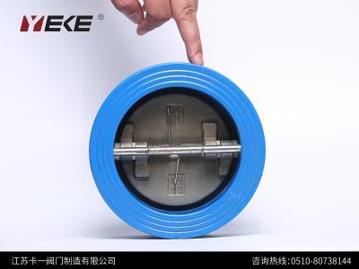 H44X(SFCV)系列橡膠瓣止回閥