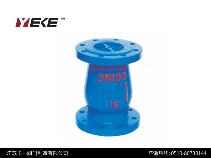 DRVZ(H42X)靜音式止回閥