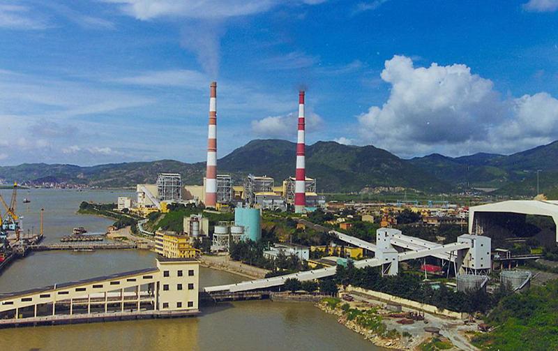 长乐华能电厂
