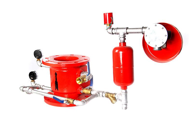 濕式報警閥-ZSFZ100  125  150  200