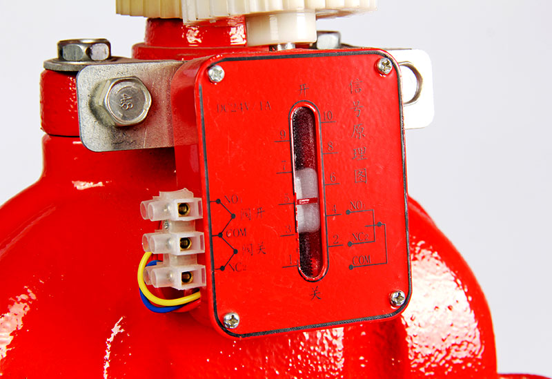 伟德betvictor安卓信号闸阀-ZSXF-100-Z 125 150
