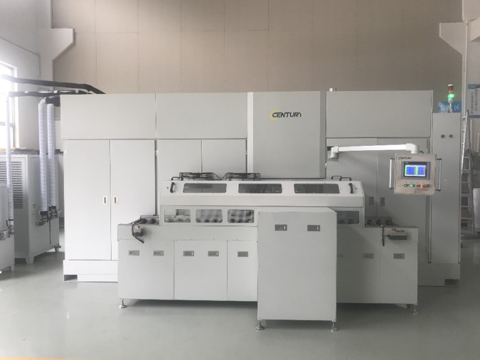 單工位碳氫清洗機