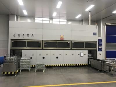 多槽式真空碳氫清洗設備